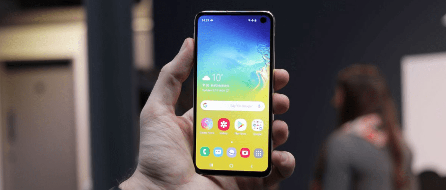 How To Unlock The Samsung Galaxy S10