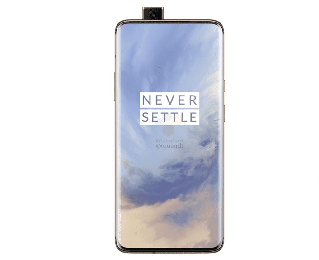 OnePlus 7 Pro in Almond launches in the UK