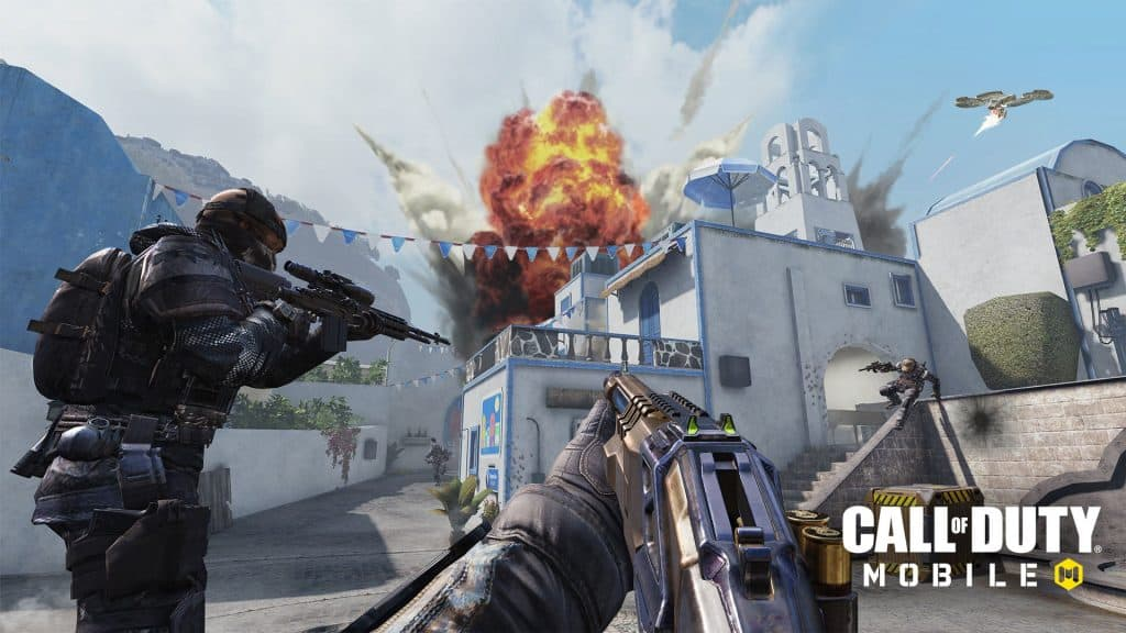 Call of Duty Mobile Reaching Android and iOS Soon