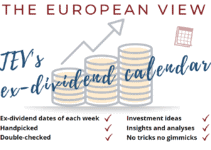 Realty Income Goes Ex-Dividend In TEV's Ex-Dividend Calendar For The 44th Calendar Week