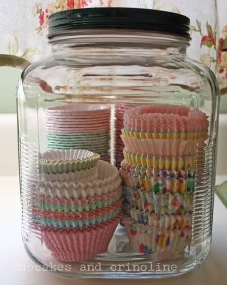 Unclutter Your Kitchen with Jars