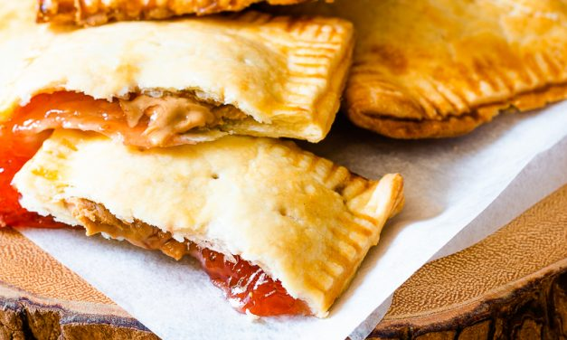 Easy and Delicious Homemade Peanut Butter Toaster Pastries