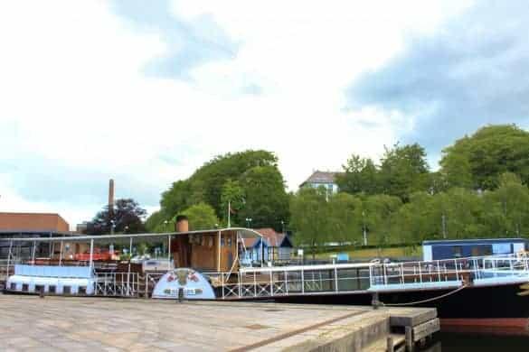 Weekendtur til Danmarks outdoor hovedstad. 5 ting å få med seg på en helgetur til Silkeborg. Hjejlen damphjulskip