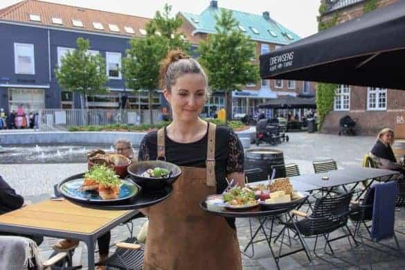 Weekendtur til Danmarks outdoor hovedstad. 5 ting å få med seg på en helgetur til Silkeborg. Spise i Silkeborg, Drewsens kaffe, vin og tapas