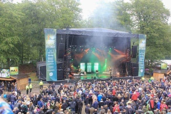 Weekendtur til Silkeborg i Danmark. 5 ting å få med seg på en helgetur til Silkeborg. Musikkfestival i Silkeborg