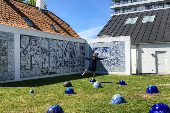 Weekendtur til Silkeborg i Danmark. 5 ting å få med seg på en helgetur til Silkeborg. Museum Jorn