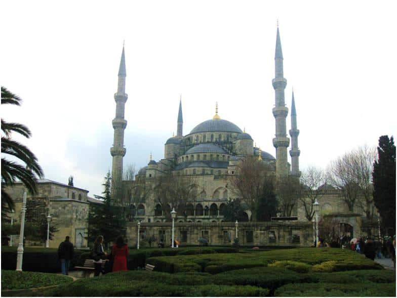 トルコ・イスタンブール 美しいブルーモスクを徹底観光ガイド