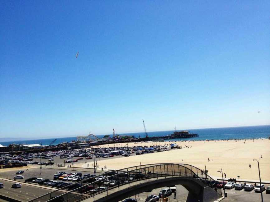 サンタモニカ!ベニスビーチ!ロサンゼルス観光が楽しすぎる!