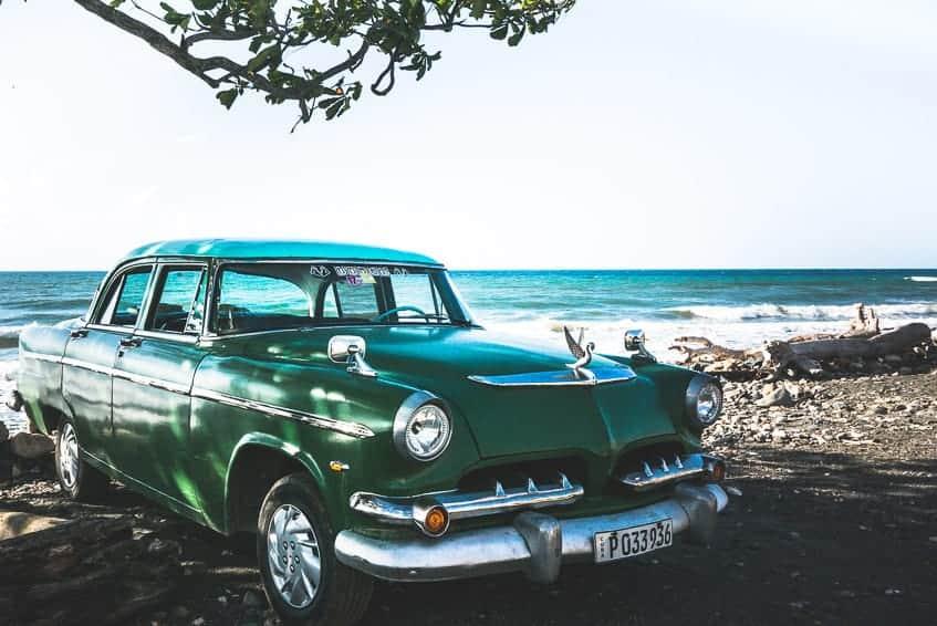 Boca de Yumuri Baracoa Cuba