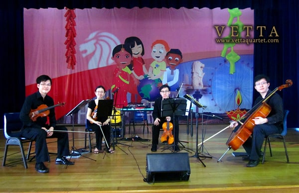 Educational Outreach at Peiying Primary