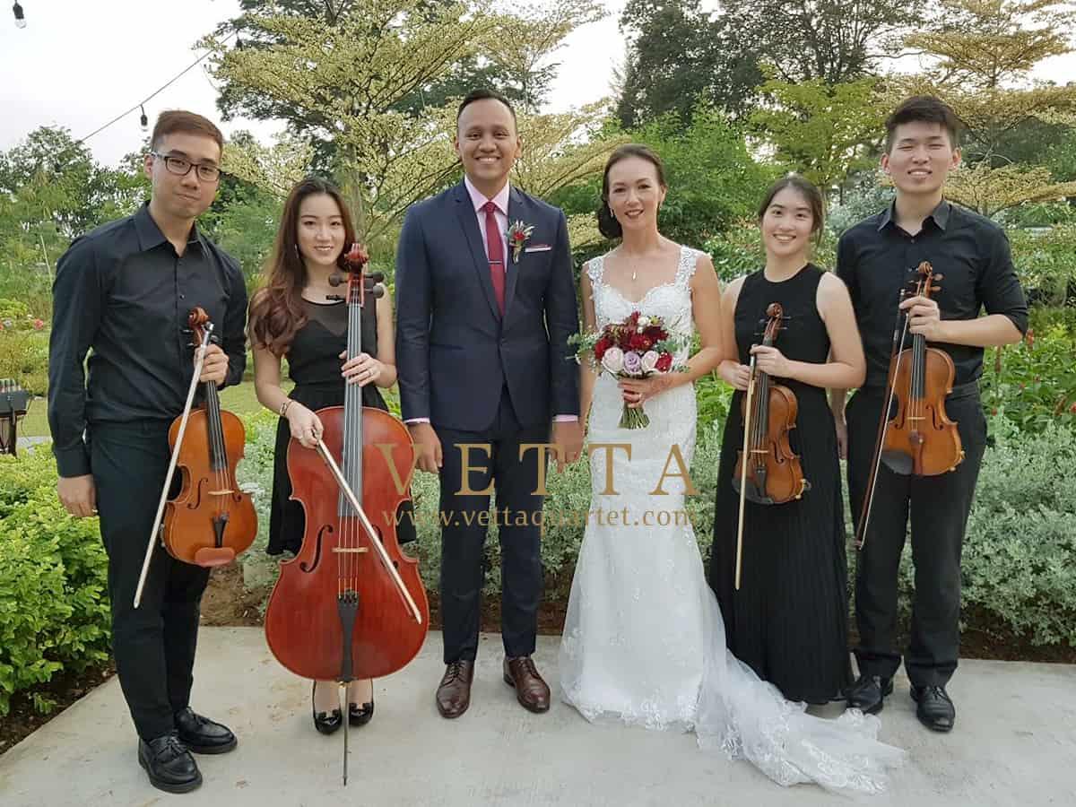 Su-Lin and Najib's Wedding at The Summerhouse