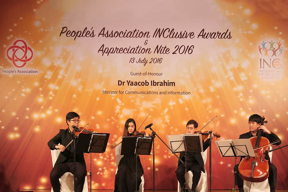 People's Association Inclusive Awards & Appreciation Nite