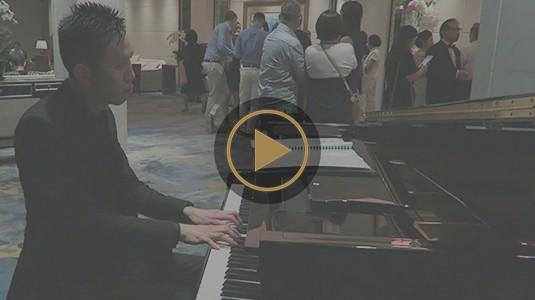 Piano Solo – VETTA Singapore – Wedding Music, Event