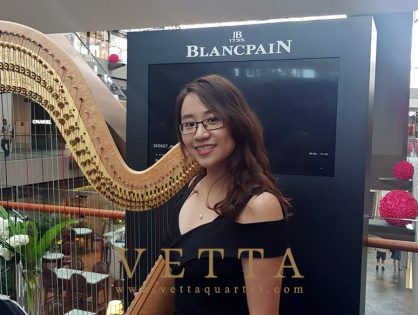 Blancpain's New Year's Event at Marina Bay Sands