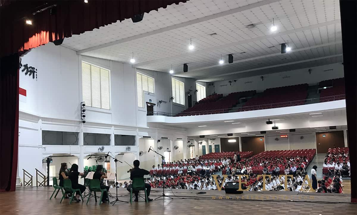 Educational Outreach at Chung Cheng High (Main)