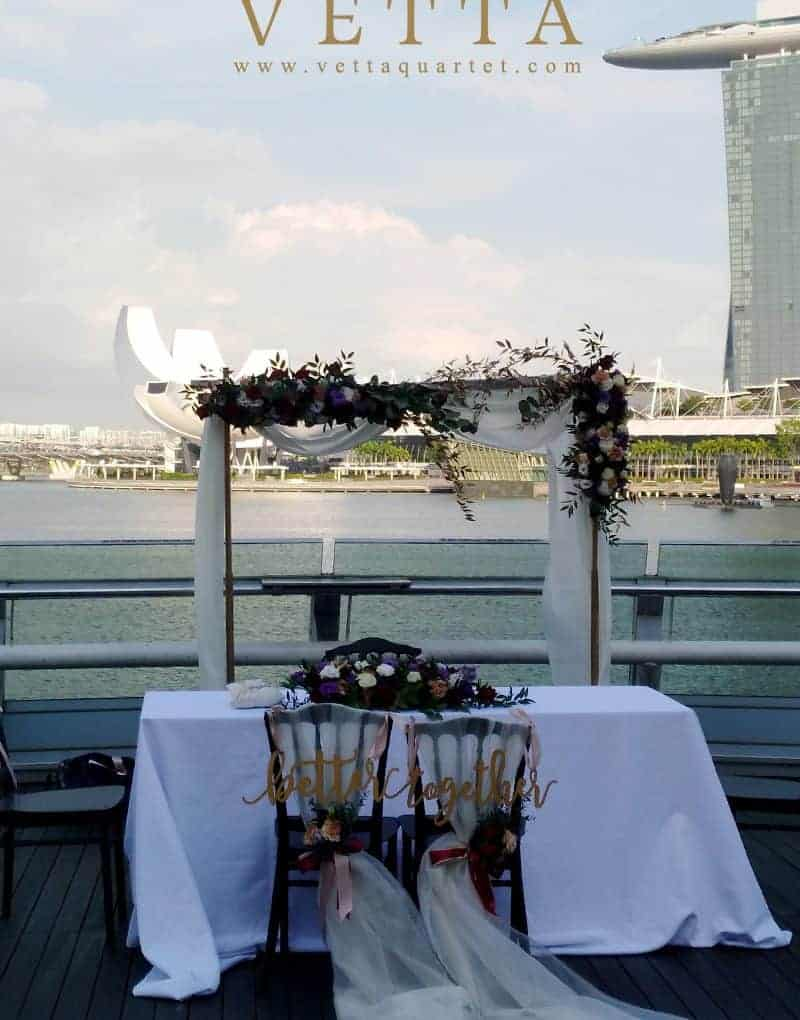 Shirley's Wedding at Monti Rooftop