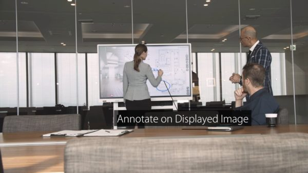 RICOH Interactive Whiteboard 商品紹介動画