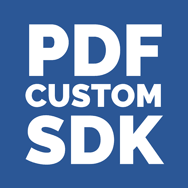 PDF Custom SDK logo
