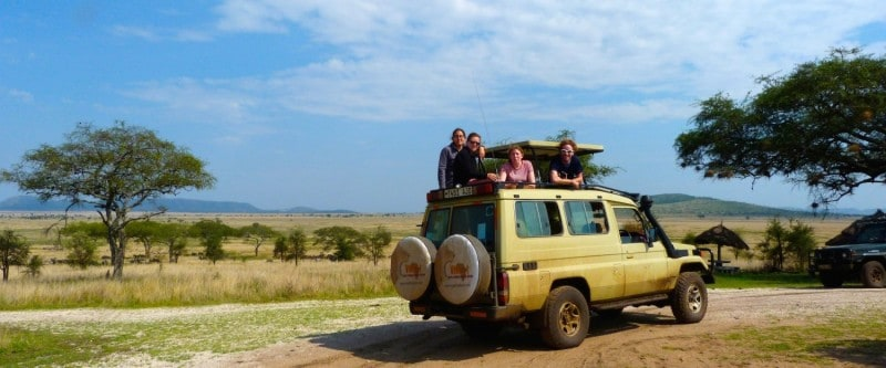 Serengeti Camping Safari with Viva Africa Tours