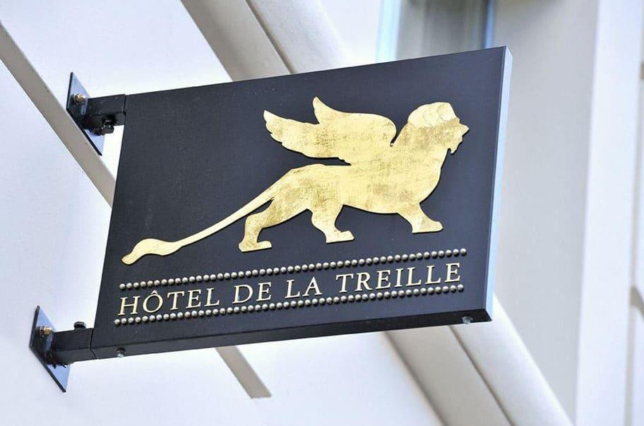 Visite de l'Hôtel de la Treille