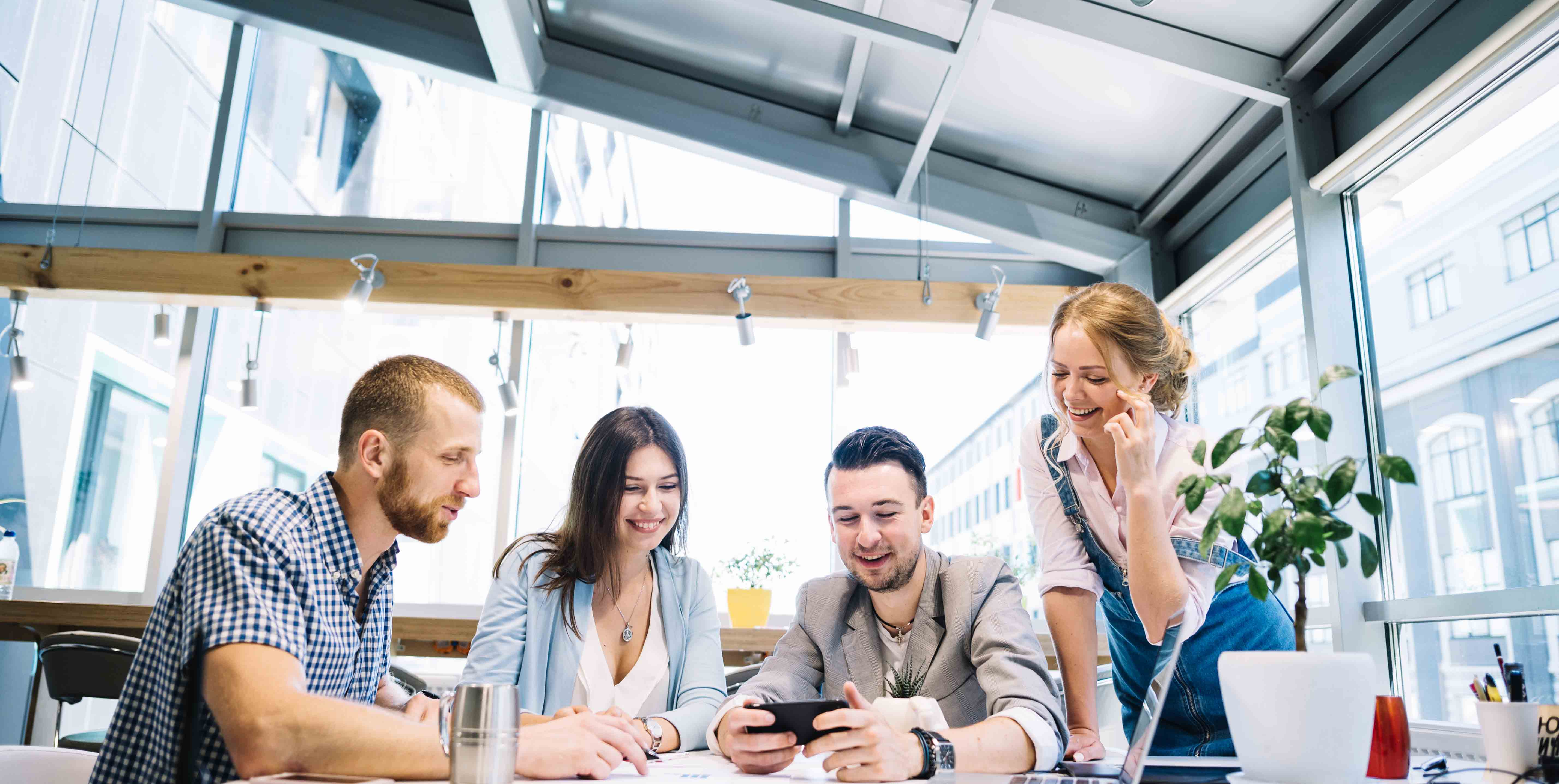 Etude sur le coworking en 2019