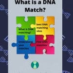 What is a DNA match?