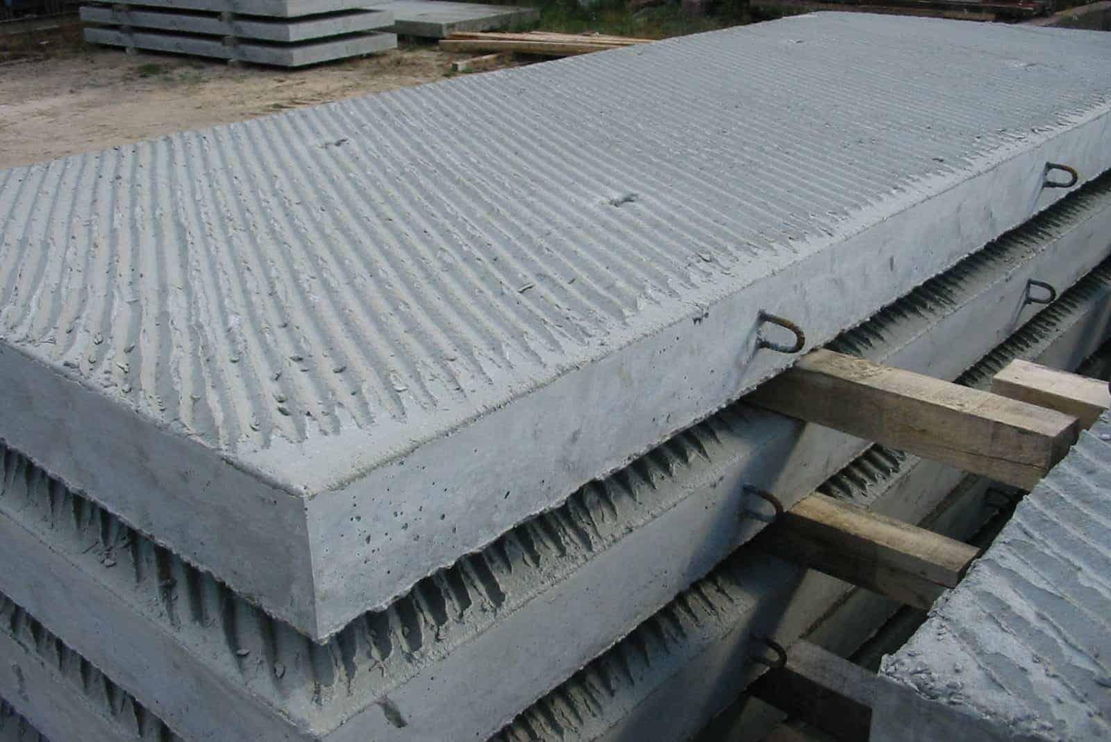 Precast Concrete Boat Ramp Planks