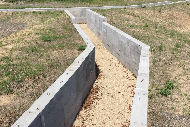Precast Concrete Drainage Trench Sacon