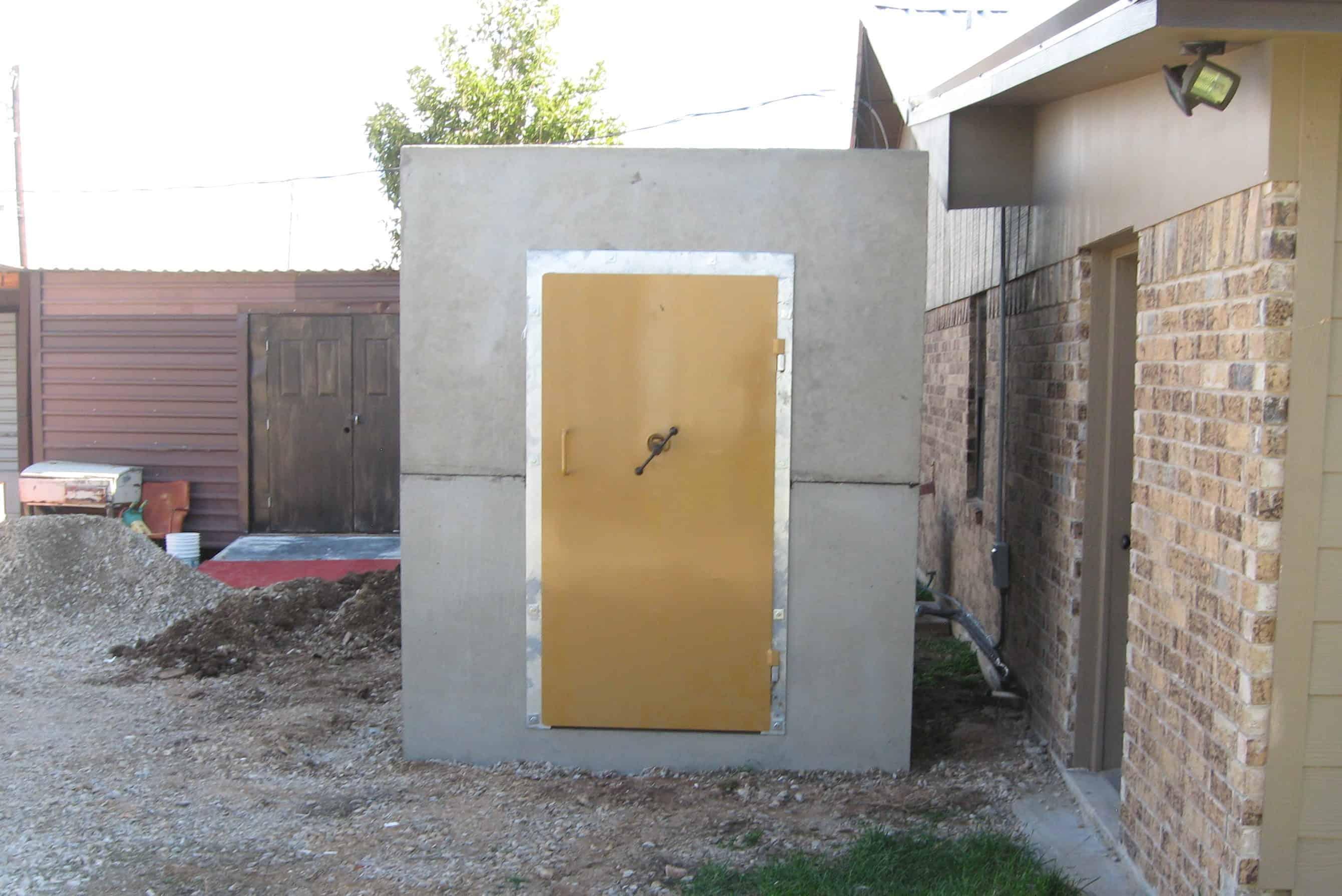 Precast Concrete Storm Shelter 12 Person NSSA