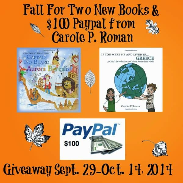 Fall For Two New Books and Cash Giveaway