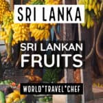 Sri Lankan Fruits