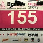 Brasov International Marathon , Race Report