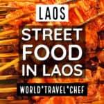 Laos Street Food