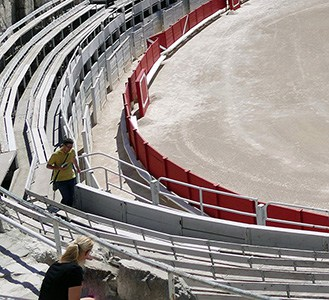 Van Gogh - Arena von Arles
