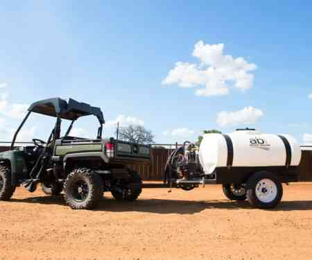 300 Gallon Compact Water Trailer