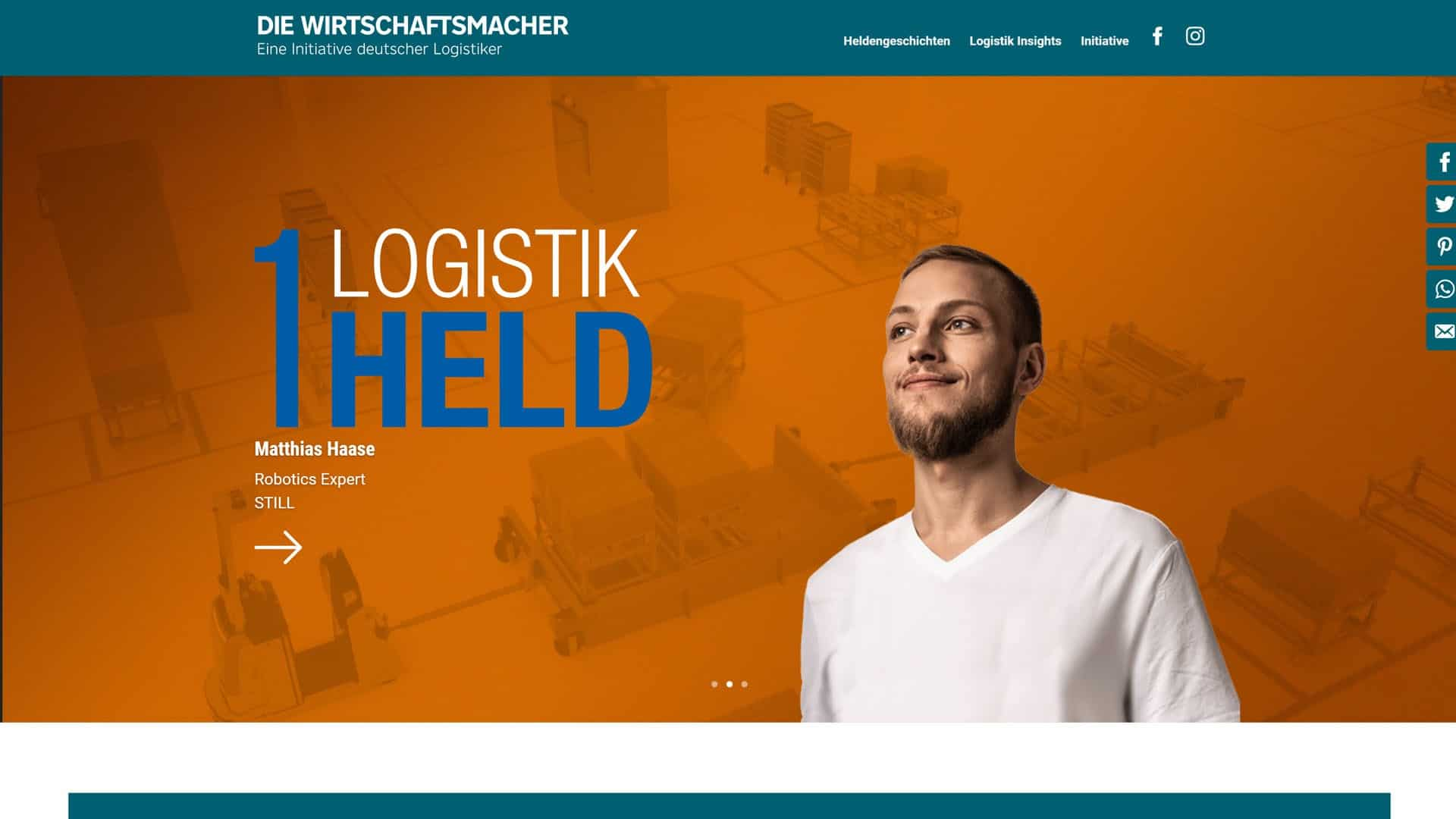 Teaser Case HR Kampagne Bundesverband Logistik