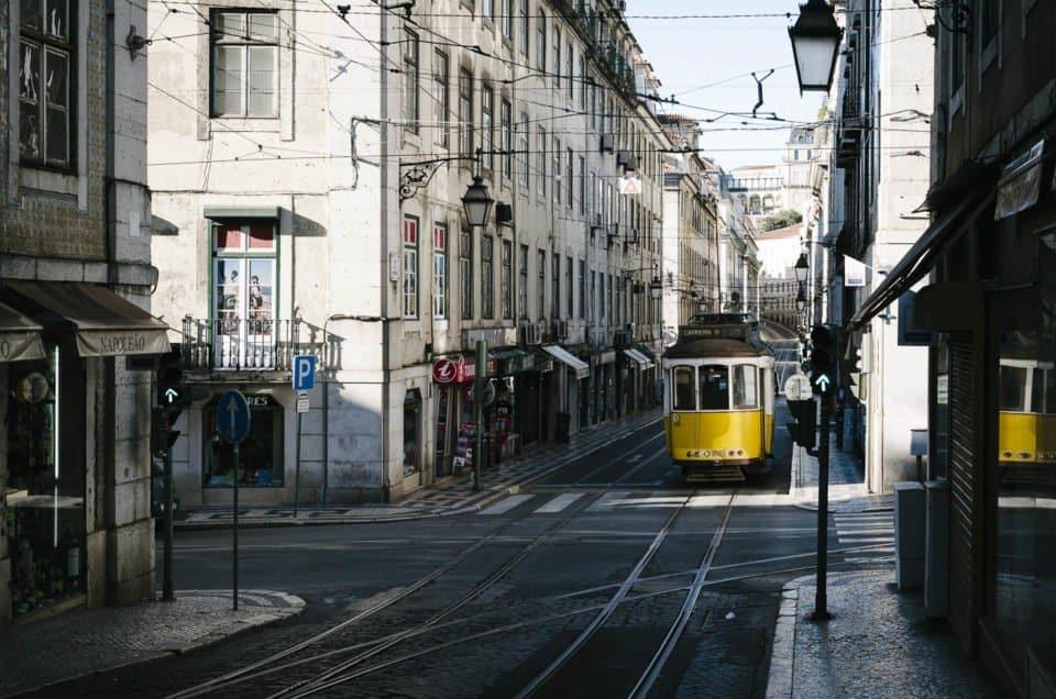 Week-end à Lisbonne, Novembre 2013