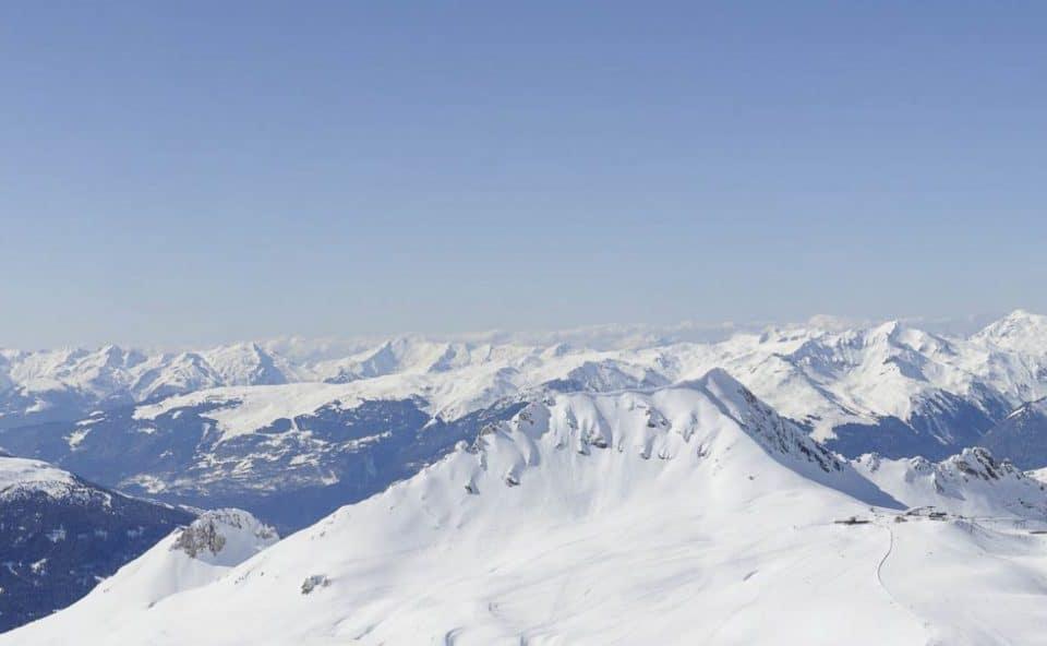 1 semaine de ski aux Arc 2000