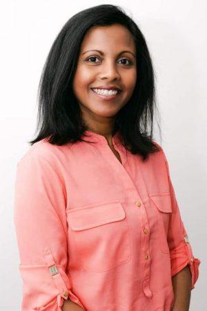 Shilani Perera, founder, Alive Physio