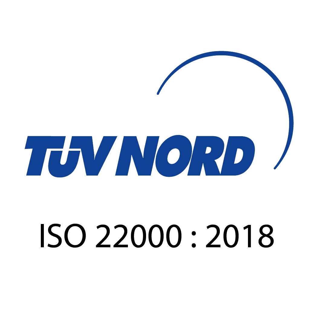 TUV NORD ISO 22000 : 2018