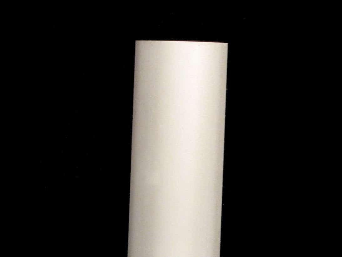 Satin Clear Anodized Aluminum