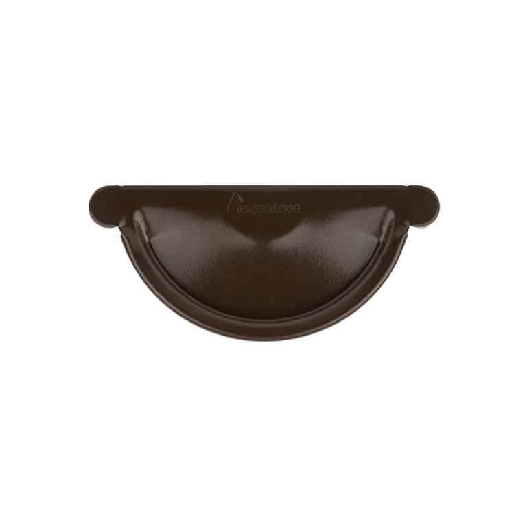 Заглушка темно-коричневая 125/87