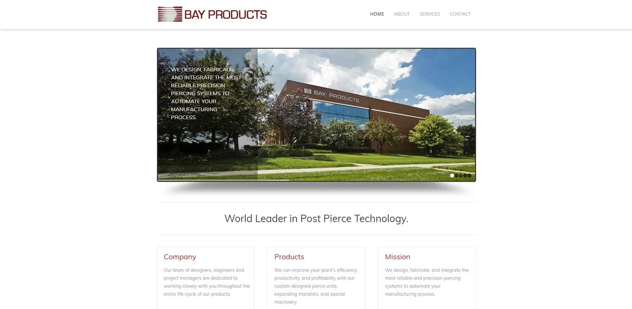Bay Products, Inc.