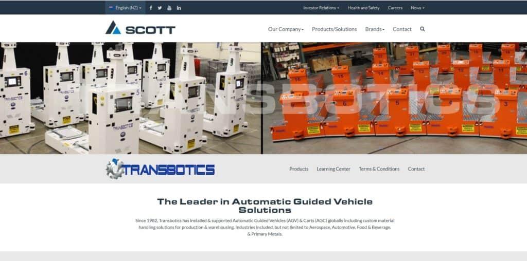 AGV Manufacturers | AGV Suppliers