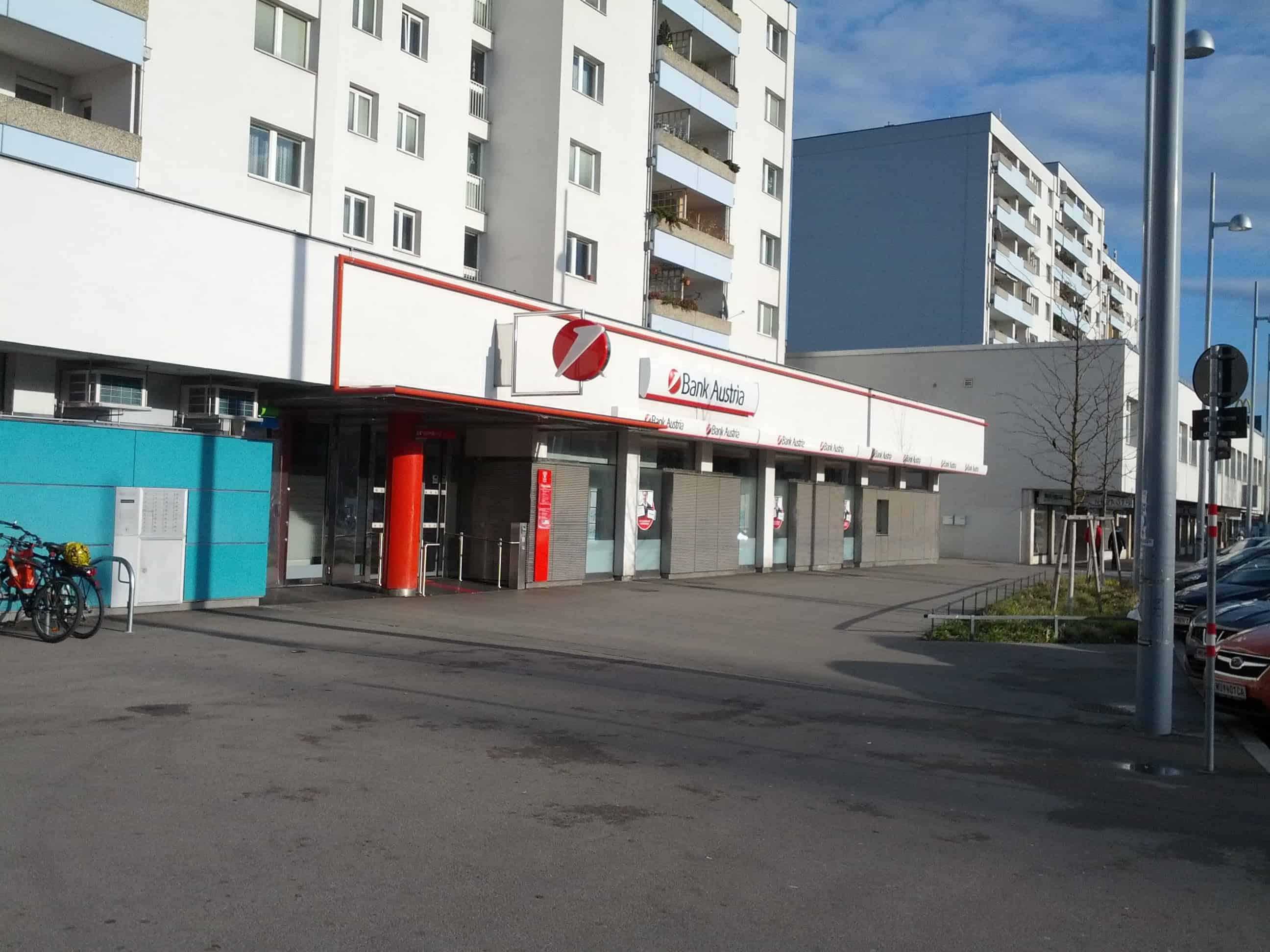 UniCredit Bank Austria AG Zws. Liesing
