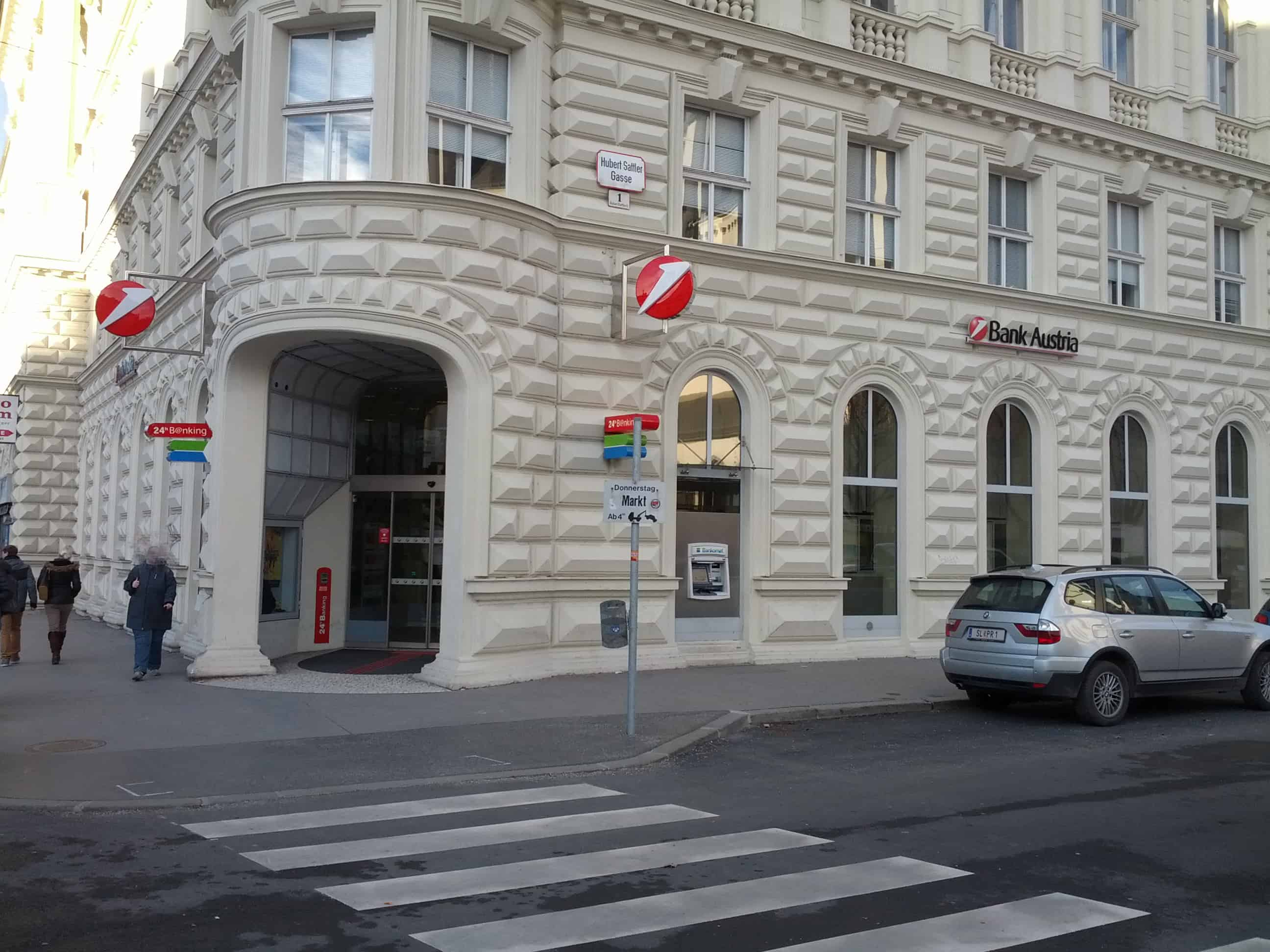 UniCredit Bank Austria AG Landesdirektion Salzburg