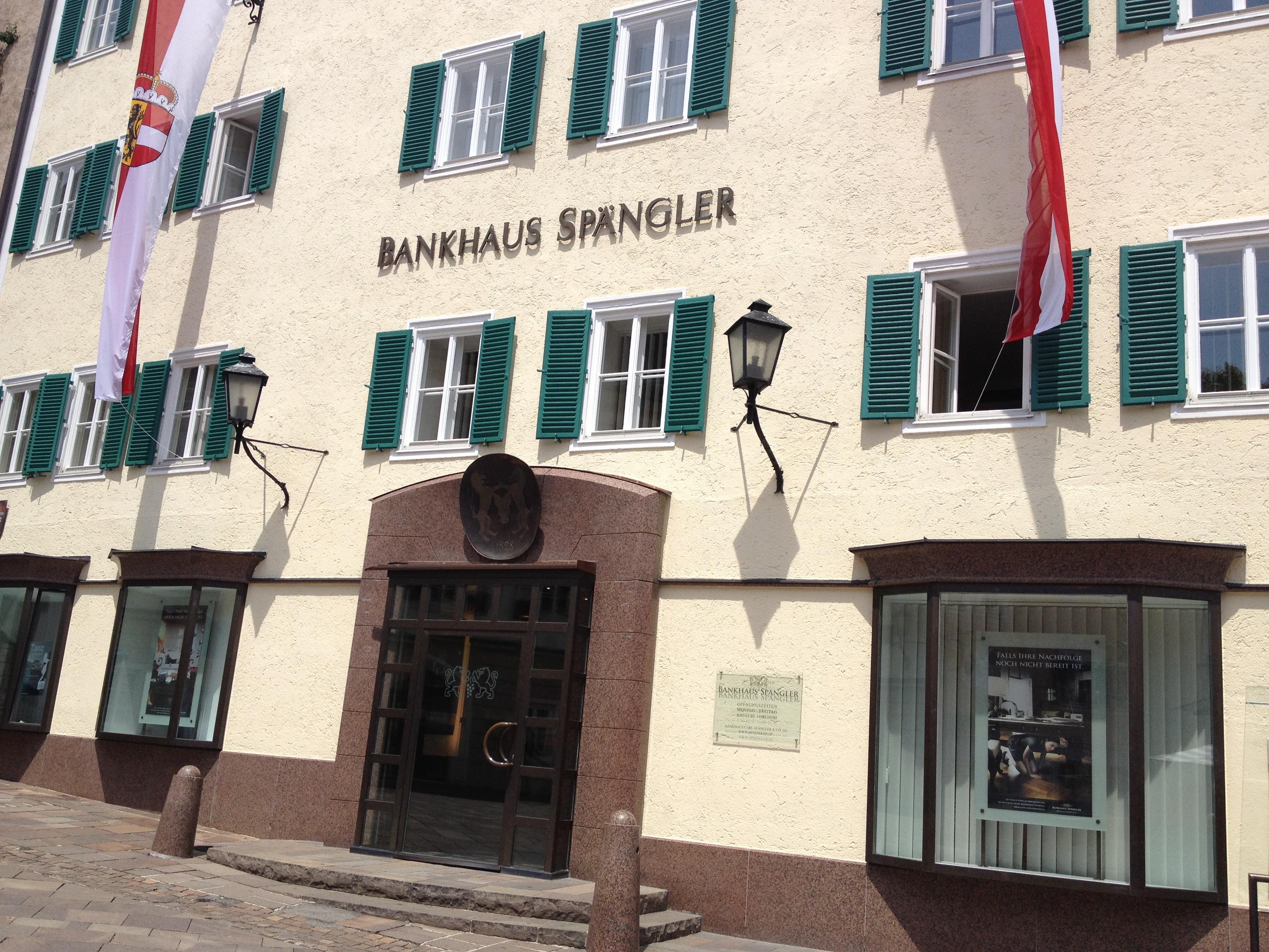 Bankhaus Carl Spängler & Co. AG