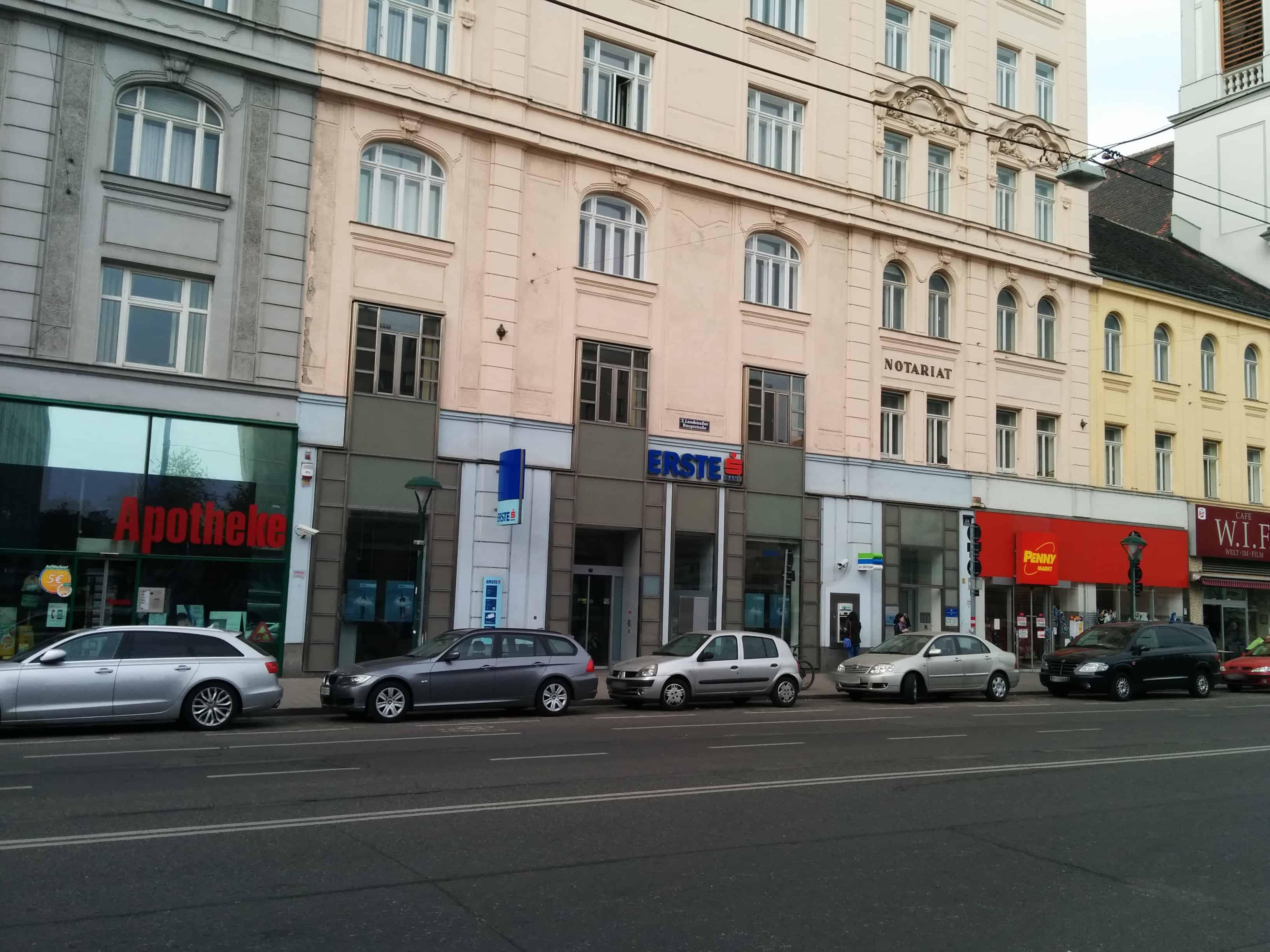 Erste Bank der oesterreichischen Sparkassen AG Zws. Landstraße