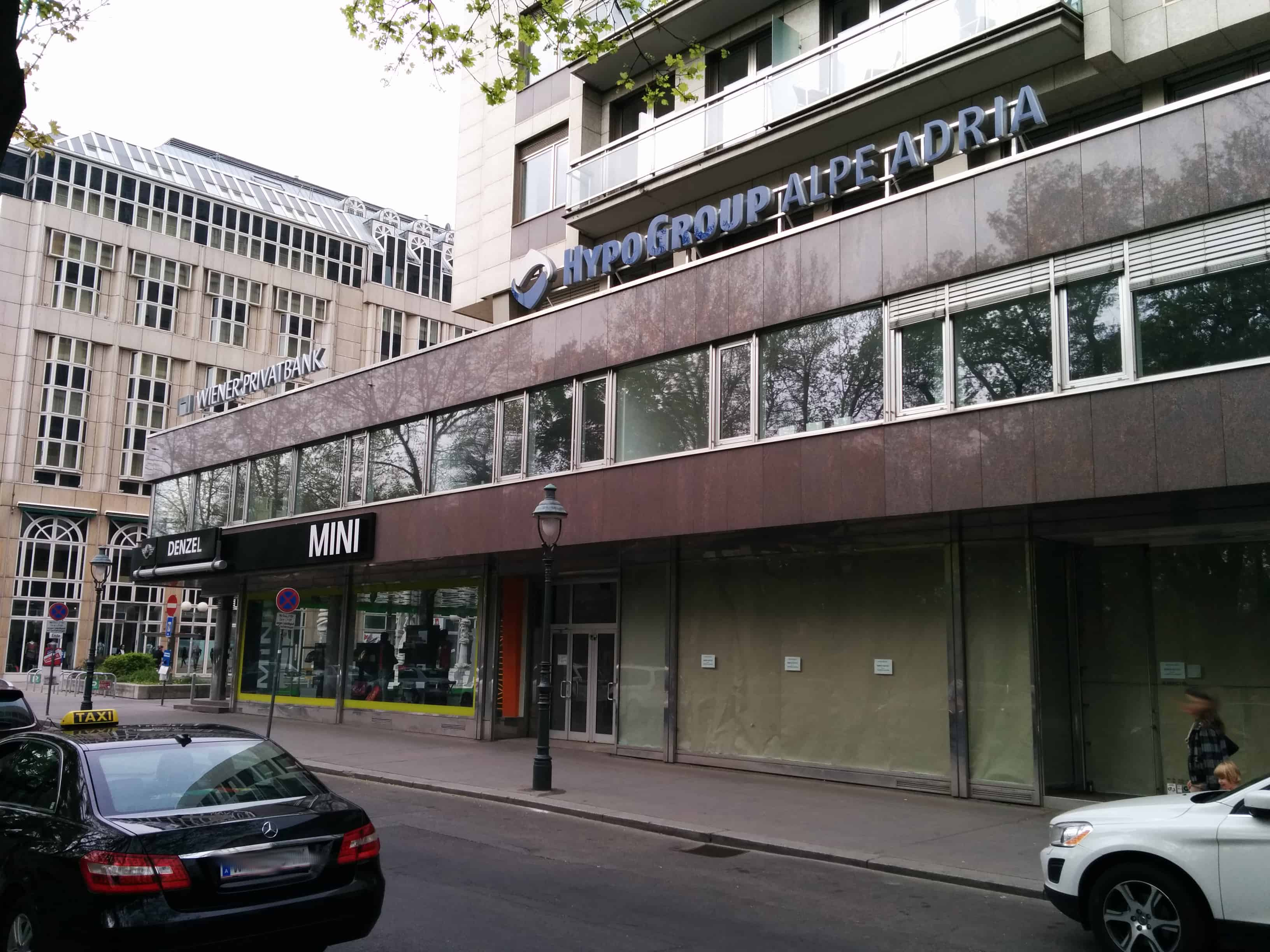 Austrian Anadi Bank AG Fil. Wien