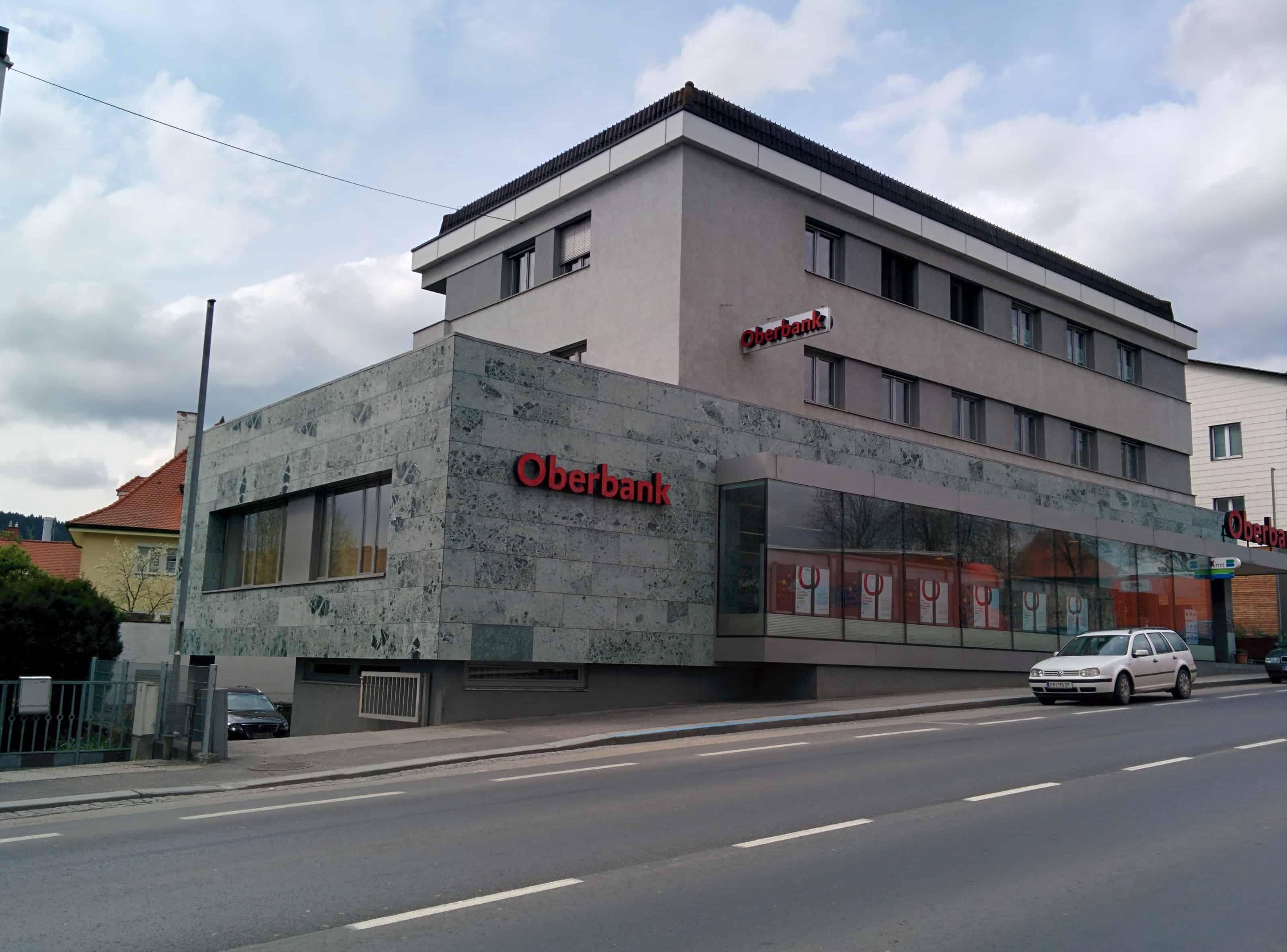 Oberbank AG Zws. Freistadt